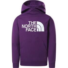 The North Face Drew Peak 2.0 Felpa con cappuccio P/O Ragazza, viola